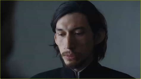 adam driver lost  pounds  silence reveals
