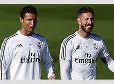Guillem Balague Sergio Ramos and Cristiano Ronaldo have