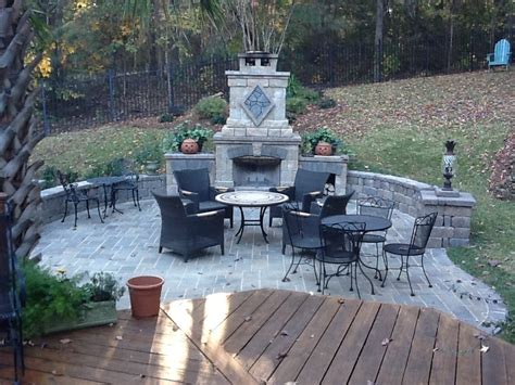 central sc deck and patio combinations custom decks
