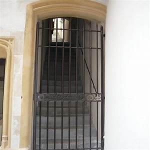 grille de protection pour porte de service With grille de défense porte d entrée
