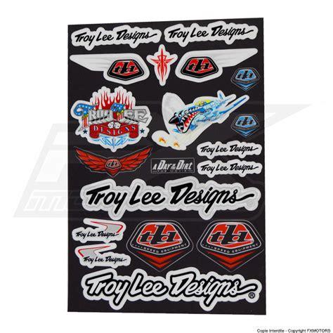 troy designs stickers planche de stickers universel troy designs fx motors