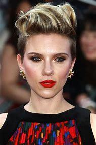 Scarlett Johansson Blonde Hair Color