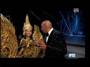 Miss Universe 2018 National Costume Winner LAOS - YouTube
