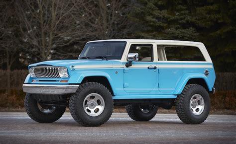 jeep commander 2015 2015 easter jeep safari concept roundup jeep commander