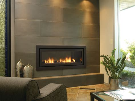 Gas Wall Fireplace by Installation Of These Tiles Existing Fireplace And Wall