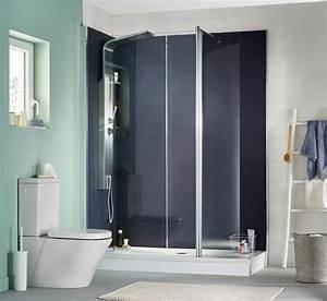 Colonne De Douche Avec Tablette : colonne de douche nos conseils pour bien la choisir c t maison ~ Melissatoandfro.com Idées de Décoration
