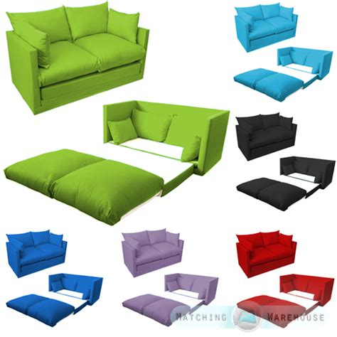 canape lit futon children 39 s sofa foldout z bed boys seating seat