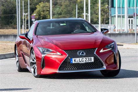 Review Lexus Lc by New Lexus Lc 500 2017 Review Auto Express