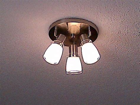 ceiling light fixture install doityourself community
