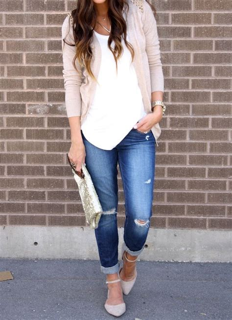 Cuffed Jeans Or How To Look Effortlessly Chic? u2013 The Fashion Tag Blog