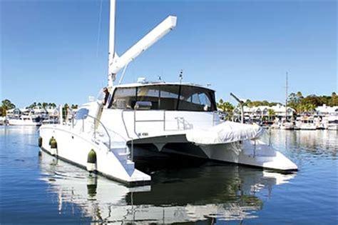 60 Ft Boat by For Sale Custom Oram 60ft Cruising Catamaran Trade