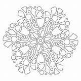 Mandala Coloring Mandalas Mosaic Stencil Colorir Adult Ausmalbilder Patterns Kleurplaten Zentangle Desenhos Coloriage Printable Geometric Sheets Imprimer Zentangles Adults Vorlagen sketch template