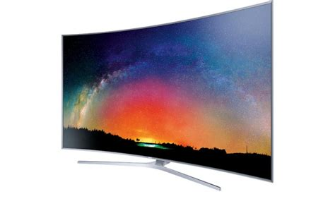 Samsung Suhd Fernseher by Samsung Ue55js9090 Suhd Curved Tv 55 Zoll