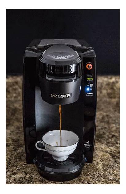 Coffee Machine Giphy Gifs Cafe Animated Making