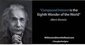 Albert Einstein on the Wonder of Compound Interest ...