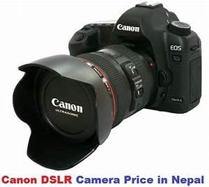 Canon DSLR Camera Price in Nepal Buy DSLR Camera 2072