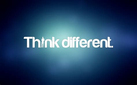 Must You Think Different Wallpapers HD / Desktop and ...