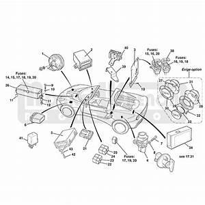 Lotus Oem Fan Control Module  Multi Relay   U2013 Elise Exige 2