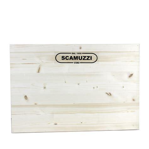 Cassette Per Vini by Cassetta In Legno Per Bottiglie Enoteca Scamuzzi