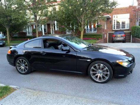 2004 Bmw 645ci M6 For Sale W/ Sport M-power Package