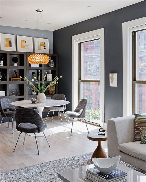 Living Room Dining Room Gray by 25 And Exquisite Gray Dining Room Ideas
