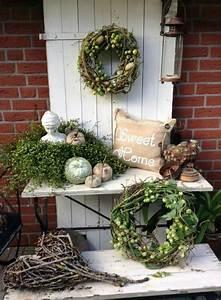 Garten Weihnachtlich Dekorieren : hauseingang dekorieren hauseingang dekorieren ideen f r ~ Michelbontemps.com Haus und Dekorationen