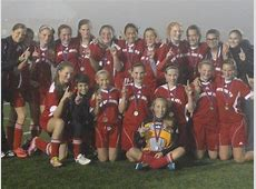 Portsmouth Middle School Girls' Soccer Team Wins State