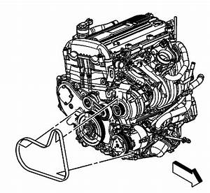 Where Can We Find A Diagram For The Serpentine Belt On A