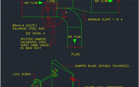 overhead cranes cad block  typical drawing
