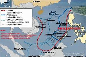 China illegally invading the West Philippine Sea's islands ...