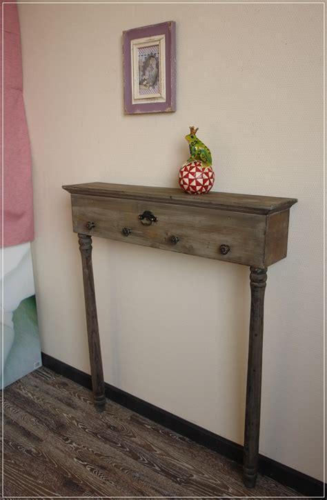 Kleiner Schmaler Tisch by Schmale Wandkonsole Tannia Vintage Tisch Wandtisch Konsole