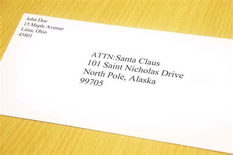 how to address an envelope letter envelope format gallery