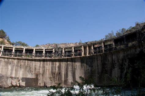 Kerckhoff Dam