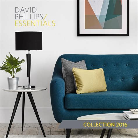 David Phillips Essentials Catalogue 2016 by David Phillips