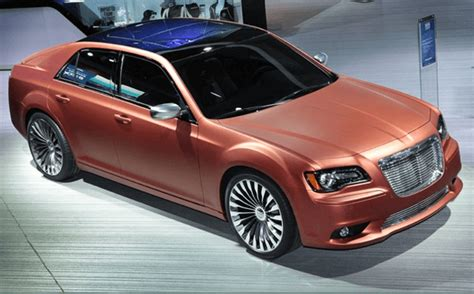 2019 Chrysler 300 Redesign, Review