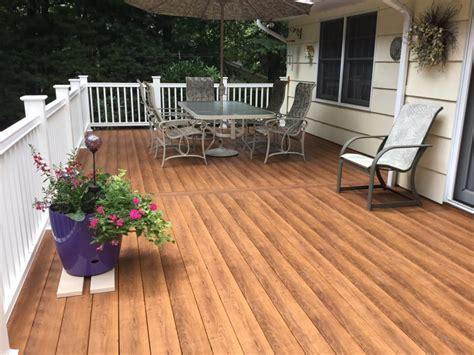 deck resurfacing  zuri composite  denville nj monks