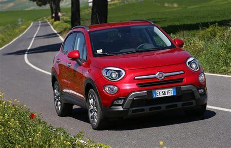 Fiat 500x Ora Anche Con Il 14 Turbo Multiair News
