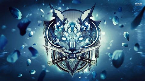 Digital Wolf Wallpaper by Wolf Wallpapers 1920x1080 Wallpaper Cave