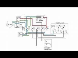 Worcester Bosch  Worcester Bosch Y Plan Wiring Diagram