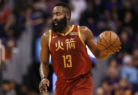 James Harden Keeps 30-point Game Streak Alive, Equals Wilt ...