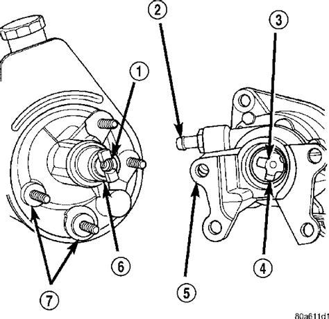 Dodge Ram Power Steering Diagram by Schematics And Diagrams 2000 Dodge Ram 3500 Cummins