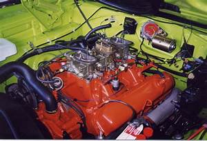 70 Road Runner Engine Compartment Pics