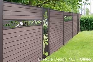 Cloture Composite Prix Usine : ocewood cl ture en bois composite boreale design brise ~ Dailycaller-alerts.com Idées de Décoration