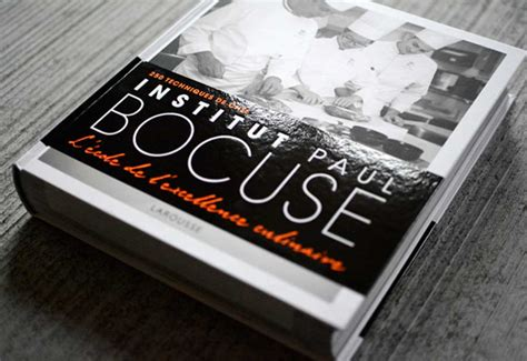 livre de cuisine paul bocuse livres de cuisine école ferrandi institut bocuse le