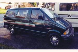 Tocopixel 1993 Ford Aerostar Specs  Photos  Modification
