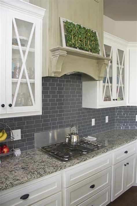 Modern Kitchen Tile Update  The Home Depot Blog