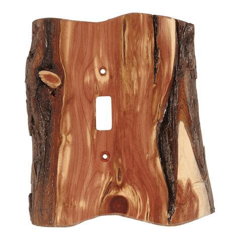rustic light switch covers rustic juniper wood switch covers
