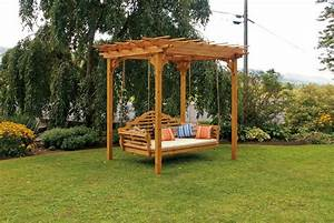 Pergola Swing Plans - Thediapercake Home Trend