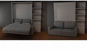 space saving murphy bed sofa combinations expand With wall bed with sofa price