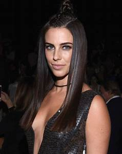 JESSICA LOWNDES at Dennis Basso Fashion Show at New York ...